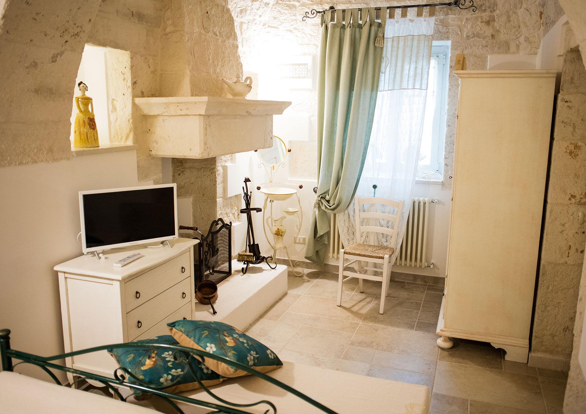 Dettagli Trullo Puglia Casa Vacanze