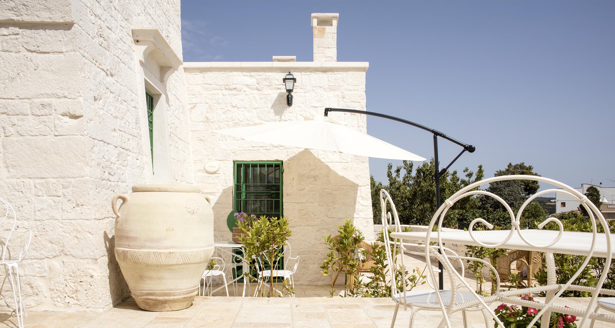 Casa Vacanza Martina Franca | Il Carpino | Holiday Home il forno
