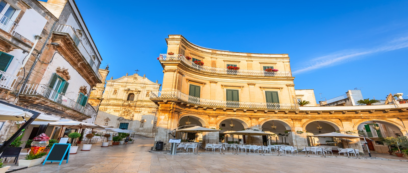 SEPTEMBER IN MARTINA FRANCA … DAYS THAT SMELL OF SUMMER